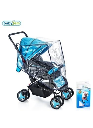Babyjem Yeni Bebek Arabası Yağmurluğu Fitalatsız-Baby Jem